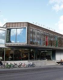 Kulturhuset Komedianten.