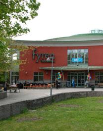 Kulturhuset Fyren i Kungsbacka